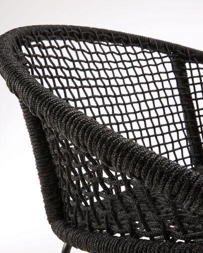 Cadira Sandrine negre