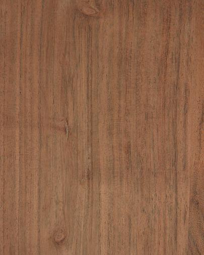 Bandeja Tabita de madera maciza de acacia