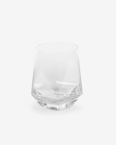 Szklanka Lukina przezroczysta