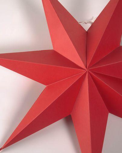 Estrella penjant decorativa Vica