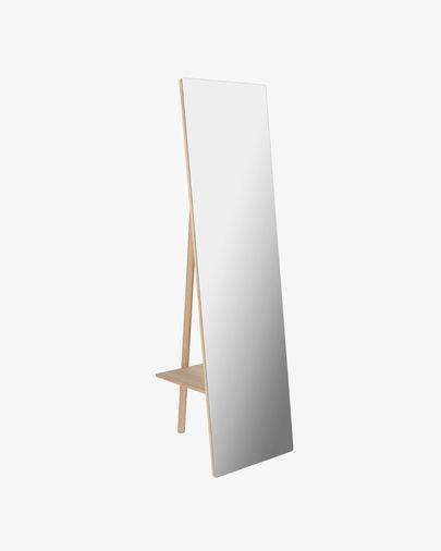 Miroir-portemanteau Keisy 45 x 160 cm