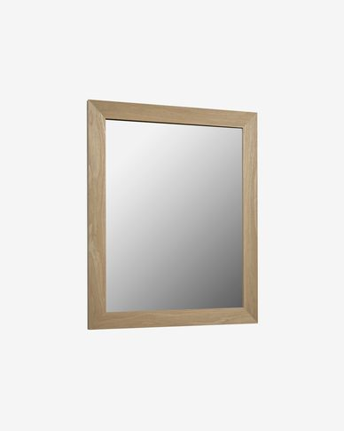 Wilany mirror natural finish 47 x 57,5 cm
