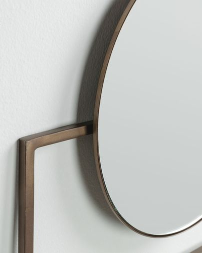 Espejo Platte 81 x 83 cm