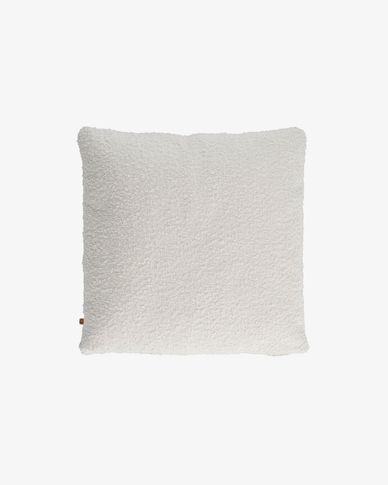 Vicka white cushion cover 60 x 60 cm