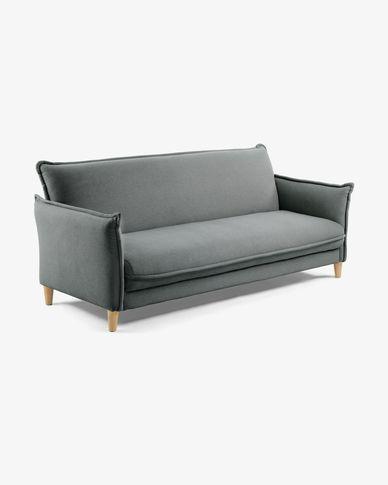 Alizee sofa bed 170 cm dark grey