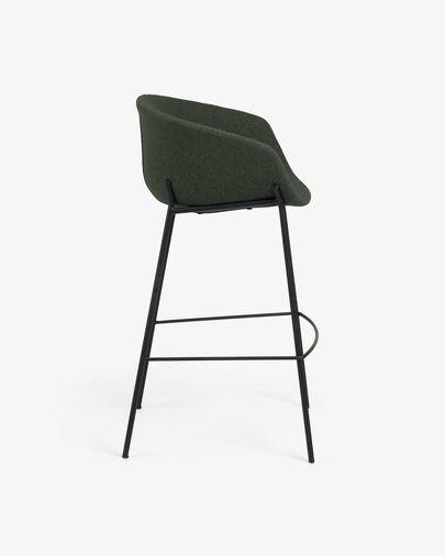 Sgabello Yvette verde altezza 74 cm