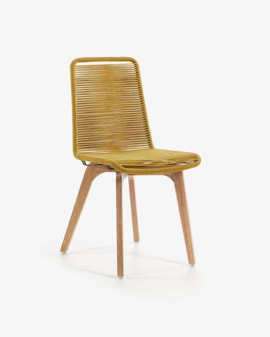 Cadeira Narava mostarda