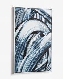 Schilderij Hypnotist 60 x 90 cm