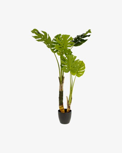 Pianta artificiale Monstera da 130 cm