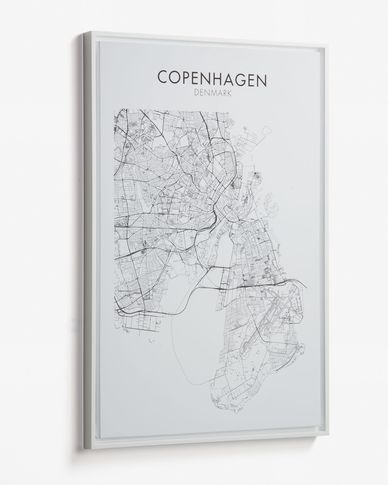 Quadre Uptown 50 x 70 cm Copenhague