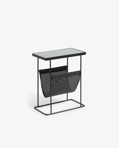 Table d'appoint Vivienne 45 x 25 cm