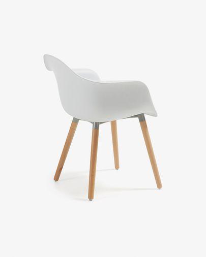 Cadira Kevya blanc