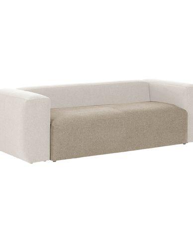 Beige, seat 150, Blok Sofa