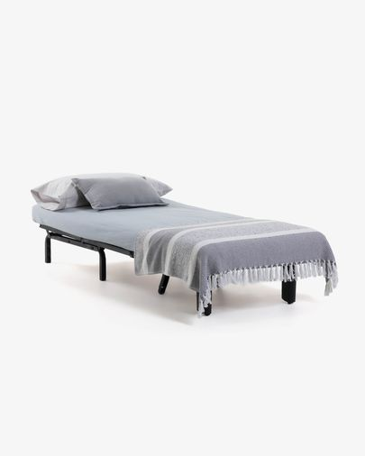 Lyanna sofa bed 90 cm grey