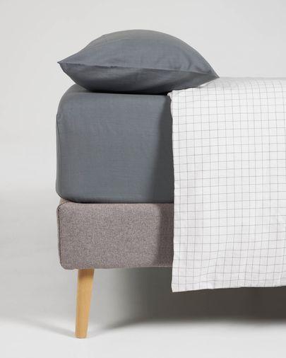 Lesly beddengoed set 180 x 200 cm bio katoen (GOTS)
