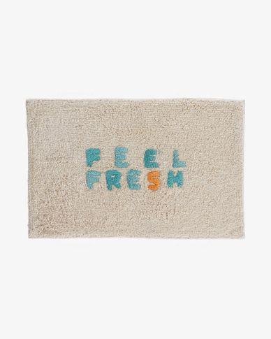 Tapis de bain Nandi 40 x 60 cm feel fresh