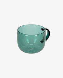 Koffiekopjes Zain groen