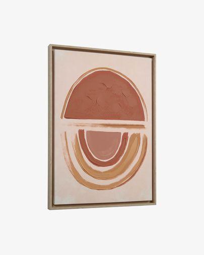 Gara Bild, Lachs, 50 x 70 cm