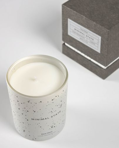 Minimal State aromatic candle