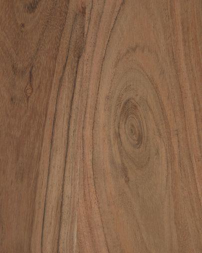 Talia solid acacia wood tray