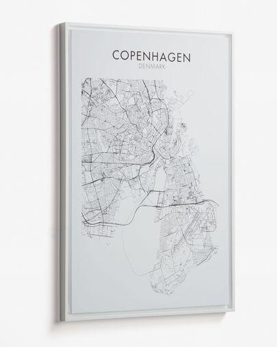 Quadro Uptown 50 x 70 cm Copenhague