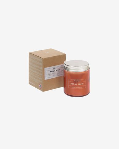 Relax Mind aromatic candle