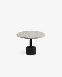Grey Delano side table Ø 55 cm