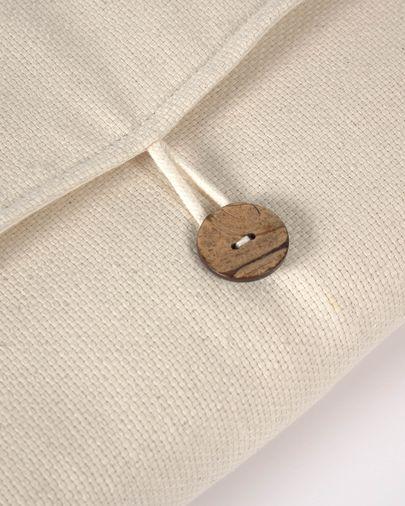 Cambiador de viaje Jeila 100% algodón orgánico (GOTS) natural