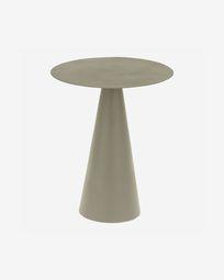 Shirel side table Ø 38 cm green
