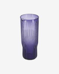 Gerra Rori de vidre lila