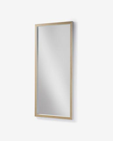 Specchio Enzo 78 x 178 cm bianco