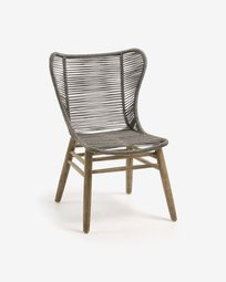 Cadira Zabel gris
