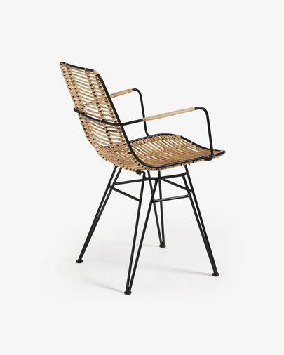 Tishana chair black