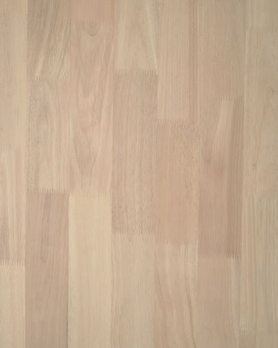 Curie bureau massief rubberhout 120 x 60 cm