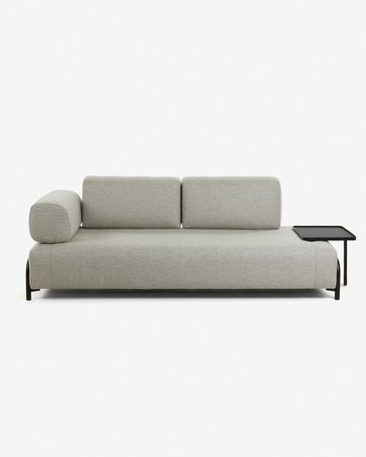 Compo 3-Sitzer Modul beige 232 cm