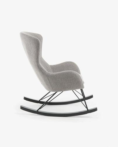 Grey Vania rocking chair