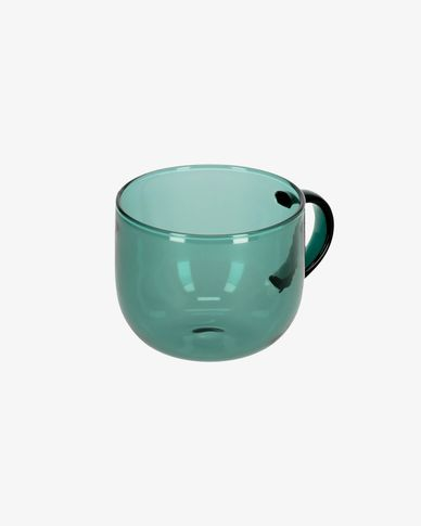 Alahi green coffee cup