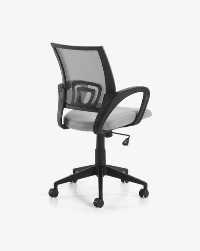 Grey Rail desk chair