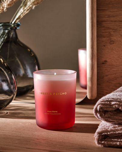 Aromatic candle Sweet & Psycho