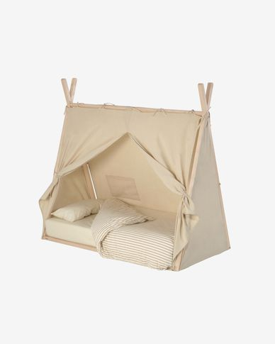 100% cotton canopy for Maralis tipi bed 70 x 140 cm