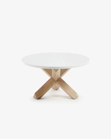 White Lotus coffe table Ø 65 cm