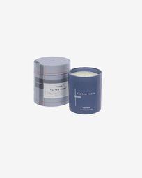 Tartan Trend aromatic candle