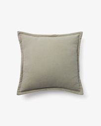 Lisette cushion cover 45 x 45 cm in beige