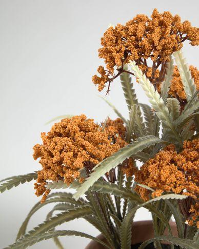 Kunstplant Leonitis leonurus in keramische pot
