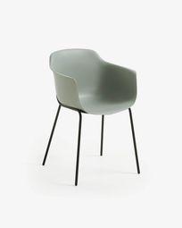 Krzesło Khasumi szare
