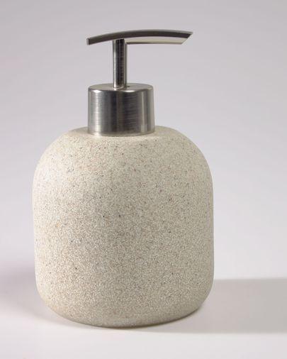 Distributeur de savon Najila beige