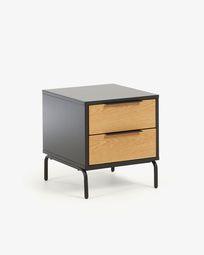 Bedside table Savoi 42 x 50 cm
