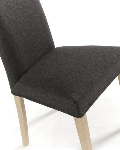 Freda chair cover graphite