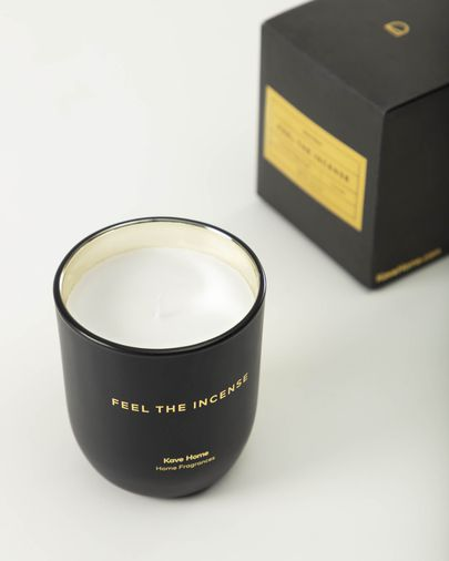 Aromatic candle Feel the Incense