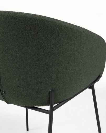 Cadira Yvette verd